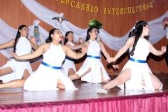 Encuentro de Dos Mundos, Intercambio Interculturas