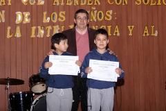 Premiación Excelencia Académica
