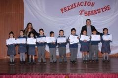 Premiación Segundo semestre 2019