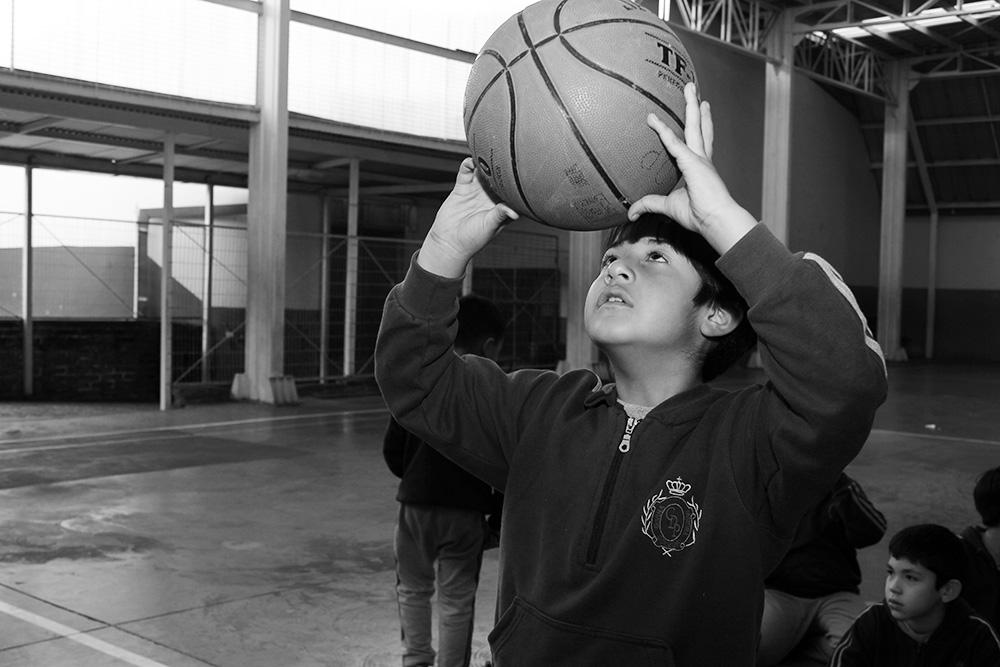 Taller de Basquetbol