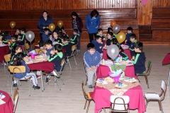 Visita de Niños de Kínder Colegio Nueva Esperanza
